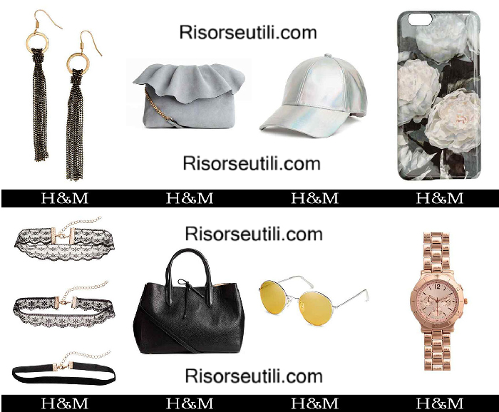 Accessories HM summer new arrivals HM
