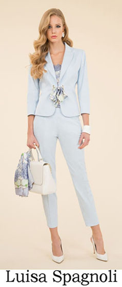 Accessories Luisa Spagnoli spring summer look 2