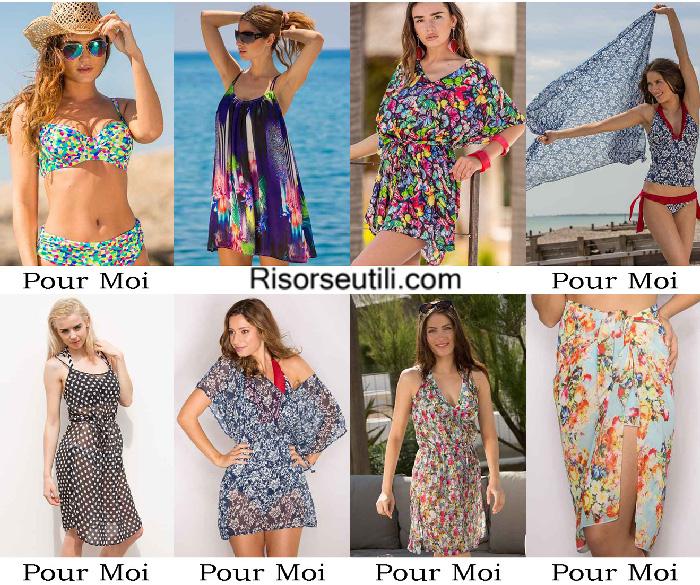 Beachwear Pour Moi summer 2017