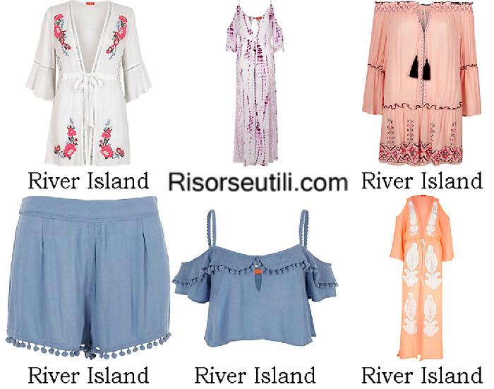 Beachwear River Island summer 2017