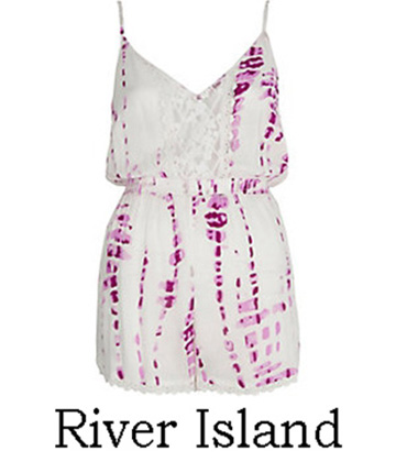Beachwear River Island summer look 9