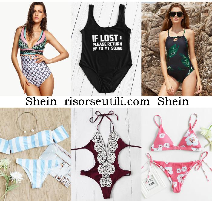 7efe313c3d Beachwear Shein summer 2017 swimwear bikinis
