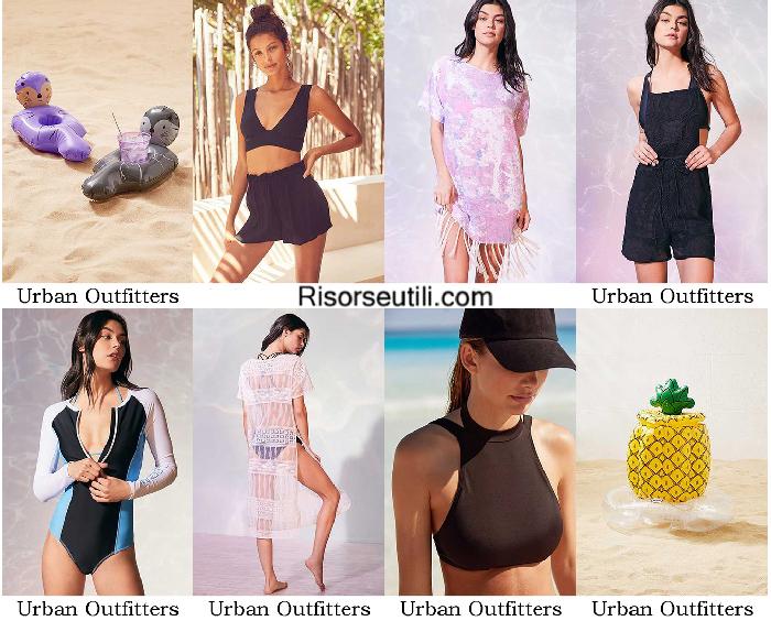 Beachwear Urban Outfitters summer 2017