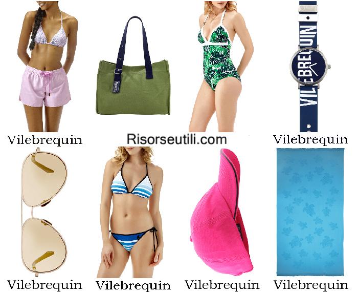 Beachwear Vilebrequin summer 2017 swimwear bikinis