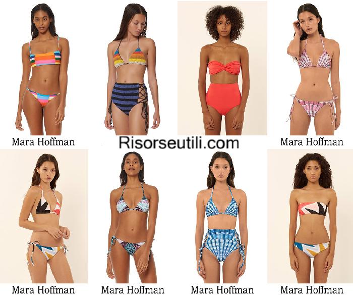 Bikinis Mara Hoffman summer 2017