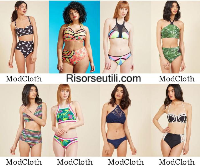 Bikinis ModCloth summer 2017