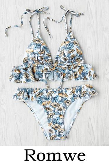 Bikinis Romwe summer swimwear Romwe 1