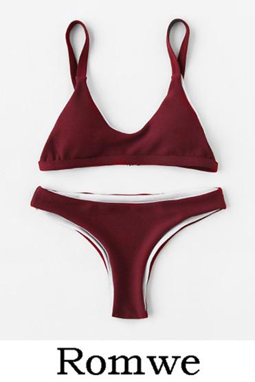 Bikinis Romwe summer swimwear Romwe 2