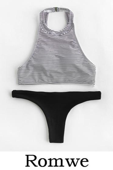 Bikinis Romwe summer swimwear Romwe 4
