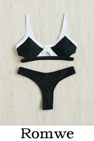 Bikinis Romwe summer swimwear Romwe 6