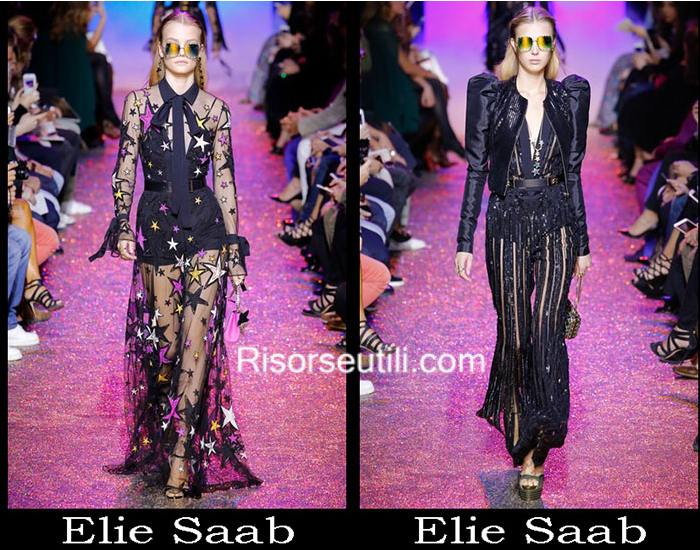 Brand Elie Saab spring summer 2017 fashion clothing