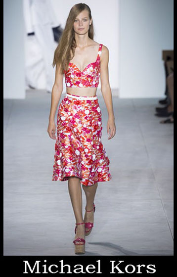 Brand Michael Kors spring summer look 2