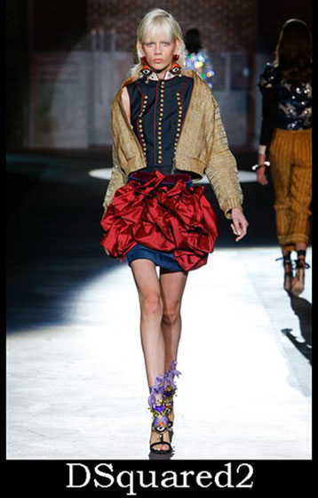 Catalog DSquared2 spring summer look 1