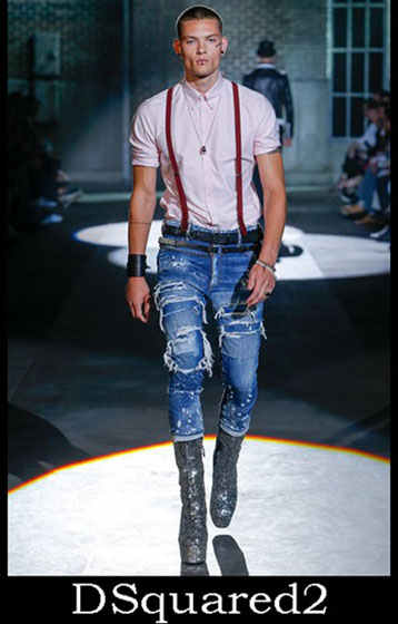 Catalog DSquared2 spring summer look 3