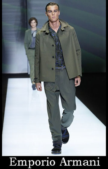 Catalog Emporio Armani spring summer men look 3