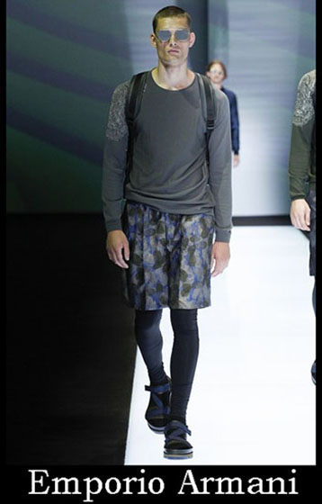 Catalog Emporio Armani spring summer men look 5