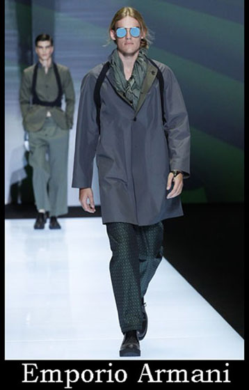 Catalog Emporio Armani spring summer men look 6