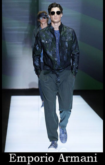 Catalog Emporio Armani spring summer men look 7