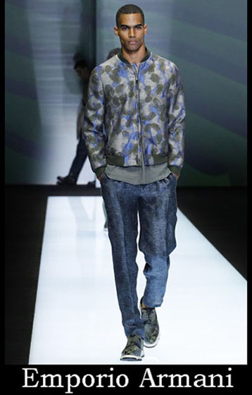 Catalog Emporio Armani spring summer men look 8