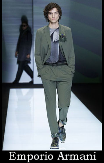 Catalog Emporio Armani spring summer men look 9