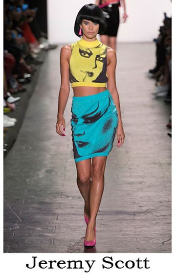 Catalog Jeremy Scott spring summer look 5