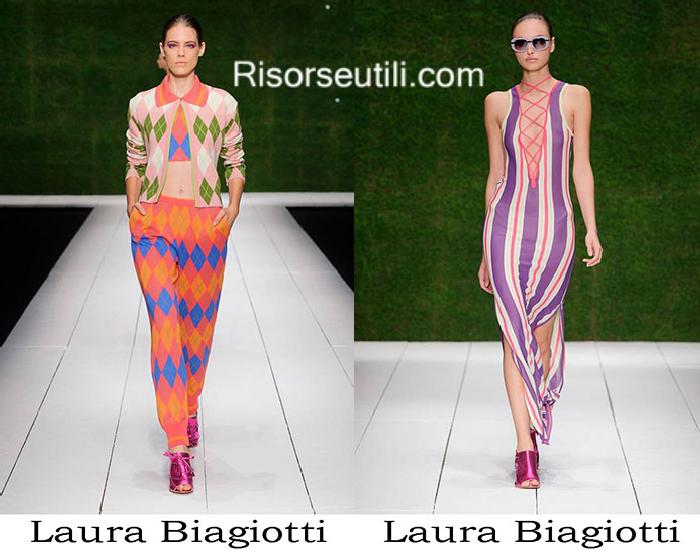 Catalog Laura Biagiotti spring summer