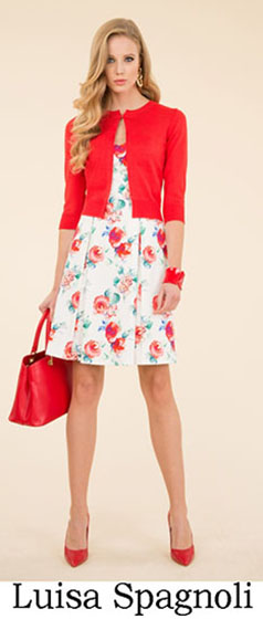 Catalog Luisa Spagnoli spring summer look 5
