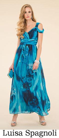 Catalog Luisa Spagnoli spring summer look 9