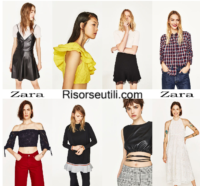 Catalog Zara summer