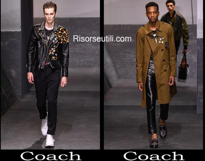 Clothing Coach spring summer