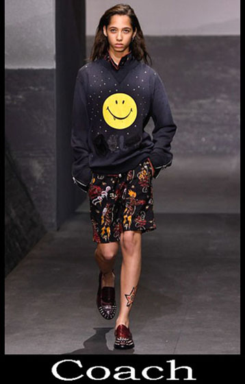 Clothing Coach spring summer look 1