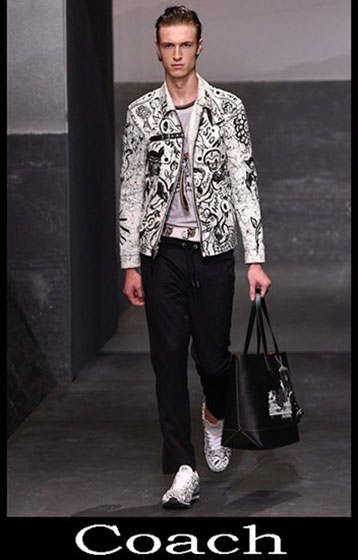 Clothing Coach spring summer look 2