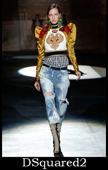 Clothing DSquared2 spring summer look 1