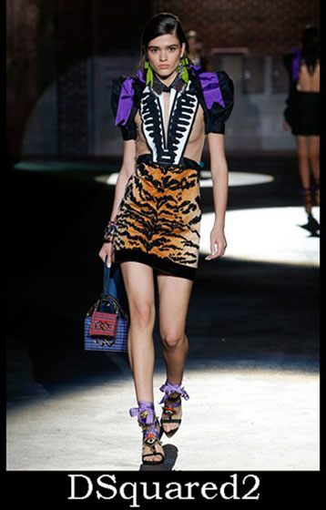 Clothing DSquared2 spring summer look 2