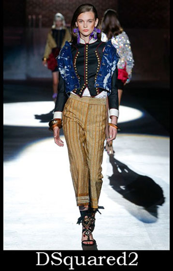Clothing DSquared2 spring summer look 3