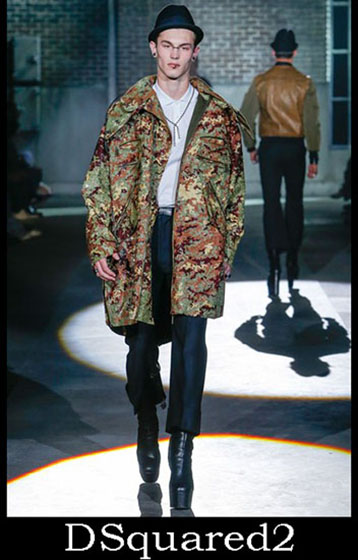 Clothing DSquared2 spring summer look 4