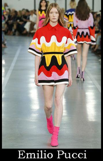 Clothing Emilio Pucci spring summer look 2