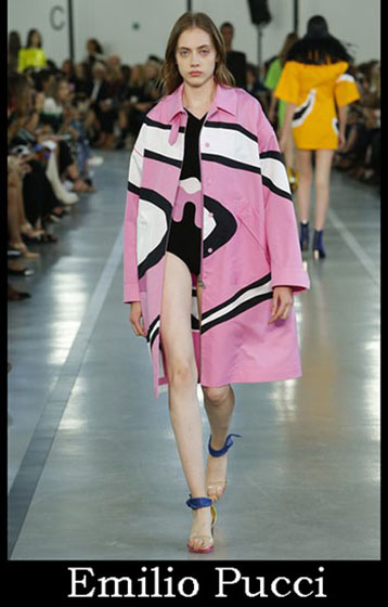 Clothing Emilio Pucci spring summer look 4