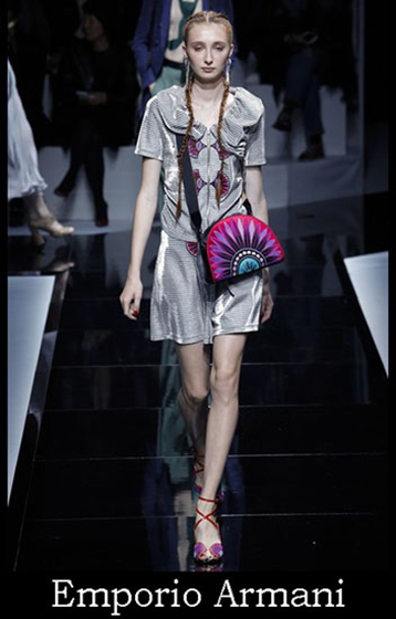 Clothing Emporio Armani spring summer look 1