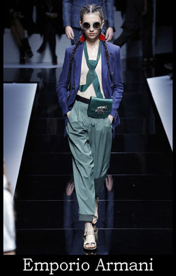 Clothing Emporio Armani spring summer look 2