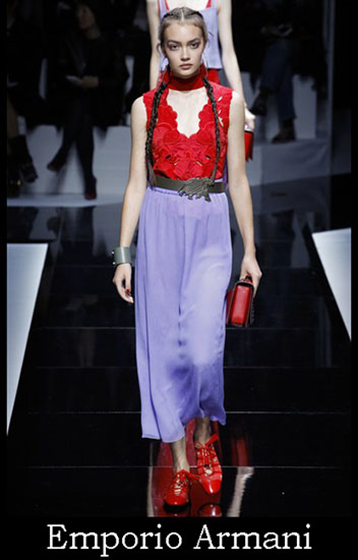 Clothing Emporio Armani spring summer look 4