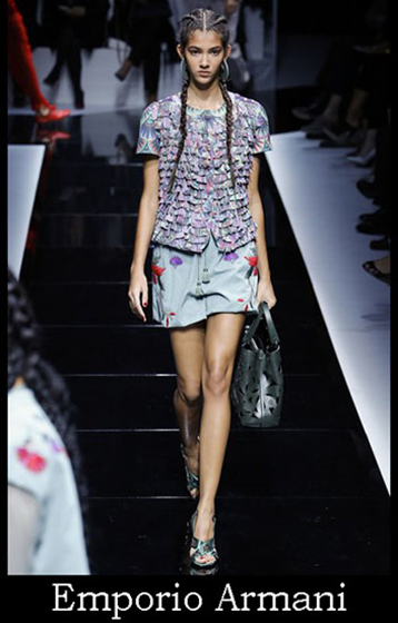 Clothing Emporio Armani spring summer look 6