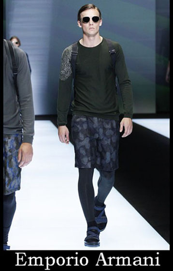 Clothing Emporio Armani spring summer men look 2