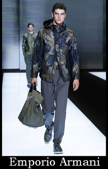 Clothing Emporio Armani spring summer men look 3