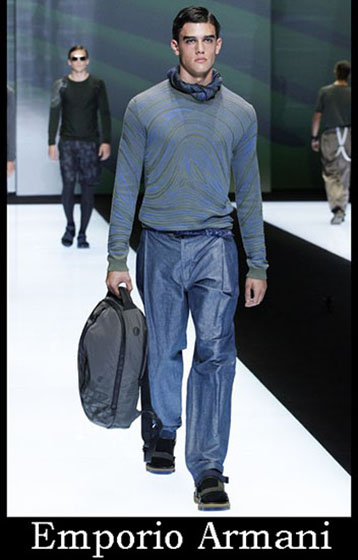 Clothing Emporio Armani spring summer men look 5