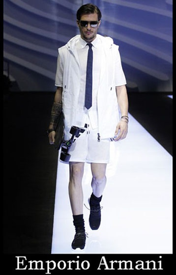Clothing Emporio Armani spring summer men look 7