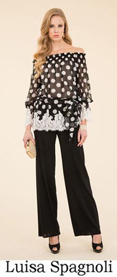 Clothing Luisa Spagnoli spring summer look 1