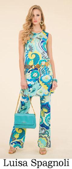 Clothing Luisa Spagnoli spring summer look 10