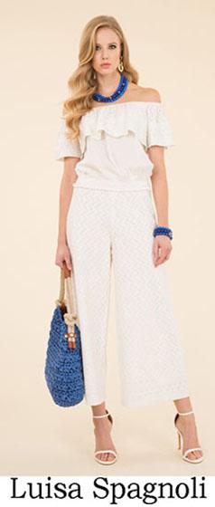 Clothing Luisa Spagnoli spring summer look 2