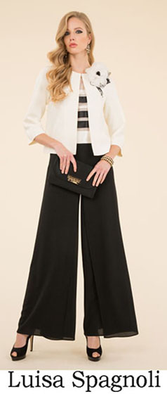 Clothing Luisa Spagnoli spring summer look 5
